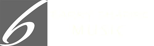 Barry Shapiro Music