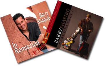 Barry Shapiro Music - Remission and Beacon Street